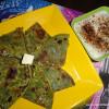 Spinach Cheese Paratha/ P3