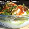 Instant Dahi Bhalle/ Oil Free Dahi Bhalle