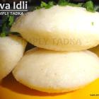 Rava Idli