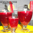 Kaanjii/ Spicy Beetroot Drink