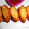 Idli Finger Fries/ Idli Fries/ Fried Idli