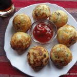 Ravaa Appe/ Vegetable Paniyaram