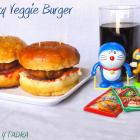 Easy Veggie Burger | Burger Recipes