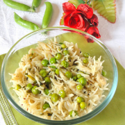 Methi Matar Pulao | Rice Recipe