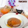 Eggless Chocolate Pancakes With Orange Syrup- SFC Jan'15