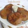 Sajja Boorelu   Deep Fried Bajra Pancakes- Andhra Cuisine
