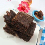 Eggless Date Cake (No Egg and No Butter)