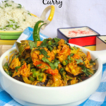 Desi Health Bites- Hyderabadi Vegetable Curry