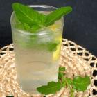 Basil Lemonade | Tulsi Shikanji