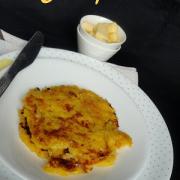 Cachapas- Corn Pancakes (Venezuelan Cuisine)