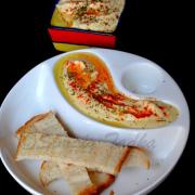 Hummus- Homemade