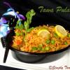 Tawa Pulao – Delhi Street Food
