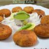 Leftover Dal Sooji Kebab | Dal Sooji Tikki