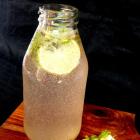 Ginger Ale Lemonade   Ginger Ale Syrup Recipe