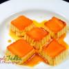 Eggless Caramel Custard Pudding   Eggless Creme Caramel