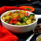 Baby Potato and Broccoli Stir Fry | Stir Fry Recipes | Baby Potato Recipe