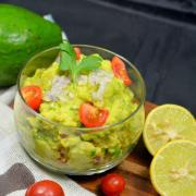 Mexican Guacamole | Homemade Mexican Avocado Dip