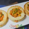 Cheesy Veg Discs | How to Make Cheesy Veg Discs Recipe