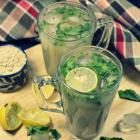 Salty Sattu Drink| Sattu Ka Namkeen Sharbat | Homemade Sattu Drink