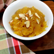 Apple Halwa | Indian Apple Pudding Recipe