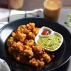 Moong Dal Fritters| Moong Dal Bhajiyas| Moong Dal Pakoras