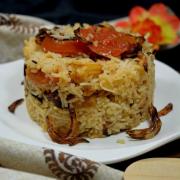 Mashkool Rice | Lebanese Cuisine