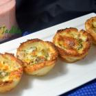 Bread Pizza Cups | Cheesy Bread Pizza Cups | Pizza Recipes
