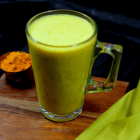Golden Milk Smoothie | Smoothie Recipe
