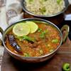 Kala Chana Masala   Black Chickpea Curry with Jeera Brown Rice