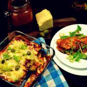 Red Bean and Corn Enchiladas | Mexican Cuisine