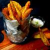Baked Spicy Potato Wedges | Vegan Recipe