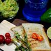 Guacamole Cheese Sandwich