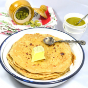Banana Paratha| Indian Flatbread Recipe