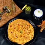 Dhoodh Chini ka Paratha | Sweet Paratha