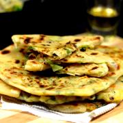 Turkish Golzeme | Potato and Cheese Stuffed Flatbread Recipe