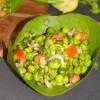 Fried Matar Chaat   Fried Green Peas Chaat   Varanasi Street Food Recipe