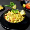 Jhal Muri Recipe   Kolkata Puffed Rice Snack or Bhel