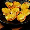 Italian Papri Pizza Chaat   Papri Pizza Recipe