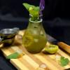Pudina Shikanji (Mint Lemon Drink)