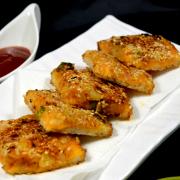 Sesame Veg Toast Recipe
