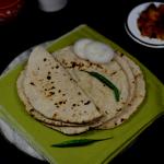 J- Jowar Bhakri | Jowar Roti | Jolada Roti Recipe