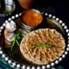 K- Kobha Roti   Biscuit Roti Recipe   Jadi Roti
