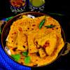 L- Lauki Thepla   Gujarati Dudhi Thepla Recipe