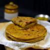 Whole Wheat Puran Poli | Sweet Flatbread Recipe