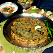 Farali Thalipeeth Recipe| Sabudana Thalipeeth Recipe