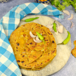 Zucchini Koki Recipe | Sindhi Koki Recipe