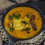 Radish Sambar | Mooli Sambar (Mullangi Sambhar Recipe)