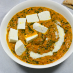 Methi Malai Paneer (Cottage Cheese in Fenugreek based Gravy) - How to Make Methi Malai Paneer Recipe.