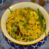 Aloo Gobhi Matar Tahri Recipe