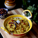 Balaee (Black Chickpea and Rice Khichdi) - Khichdi from Himachal Pradesh